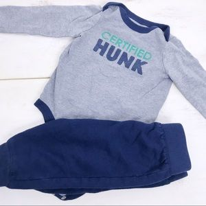Circo Certified Hunk Outfit
